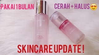 Gambar cover SKINCARE ROUTINE : LANEIGE CLEAR C ADVANCED EFFECTORS REVIEW |  Maria Soelisty