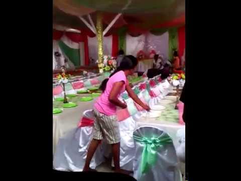 Wedding in Black Bush Guyana (Spanish Eyes Sound System)
