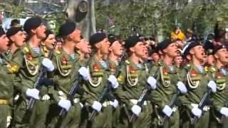 Sevastopol, Russia Naval parade May 9, 2015