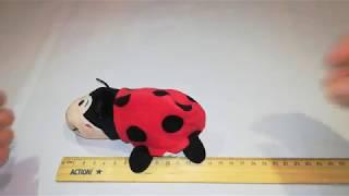 Обзор Вывернушки Божья коровка - Пчела 15 см