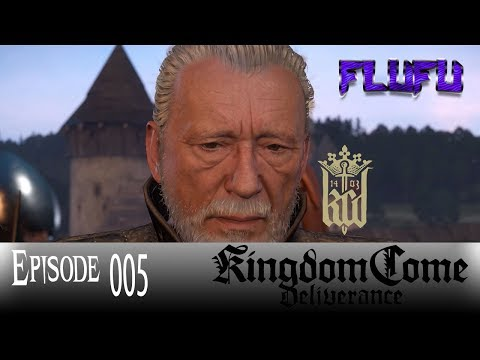 Kingdom Come Deliverance 005 | Alte bekannte und die Belagerung von  Talmbarg | German Lets Play