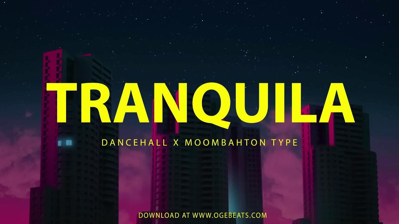 FREE) Dancehall Moombahton x Afro Trap Type Beat