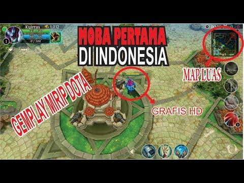 MOBA PERTAMA DI INDONESIA YG SEKARANG DILUPAKAN??? || Heroes Of Order & Chaos