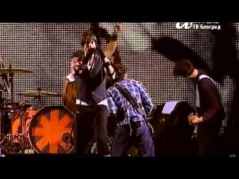 Red Hot Chili Peppers - Readymade (Live at Green Fest, Indjija, Serbia)