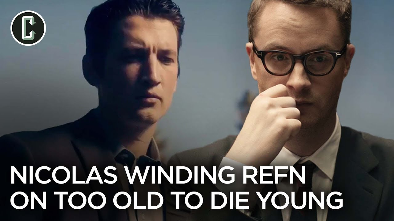 Nicolas Winding Refn Interview Too Old To Die Young Youtube