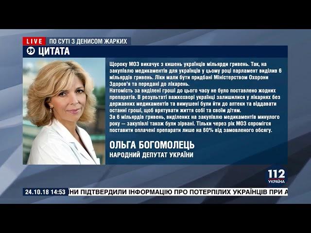 Медицинская реформа в Украине.