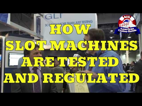 How Slot Machines Are Tested And Regulated With Ian Hughes From Gaming Labs International