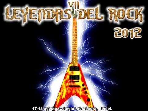 Resumen Leyendas Del Rock 2012