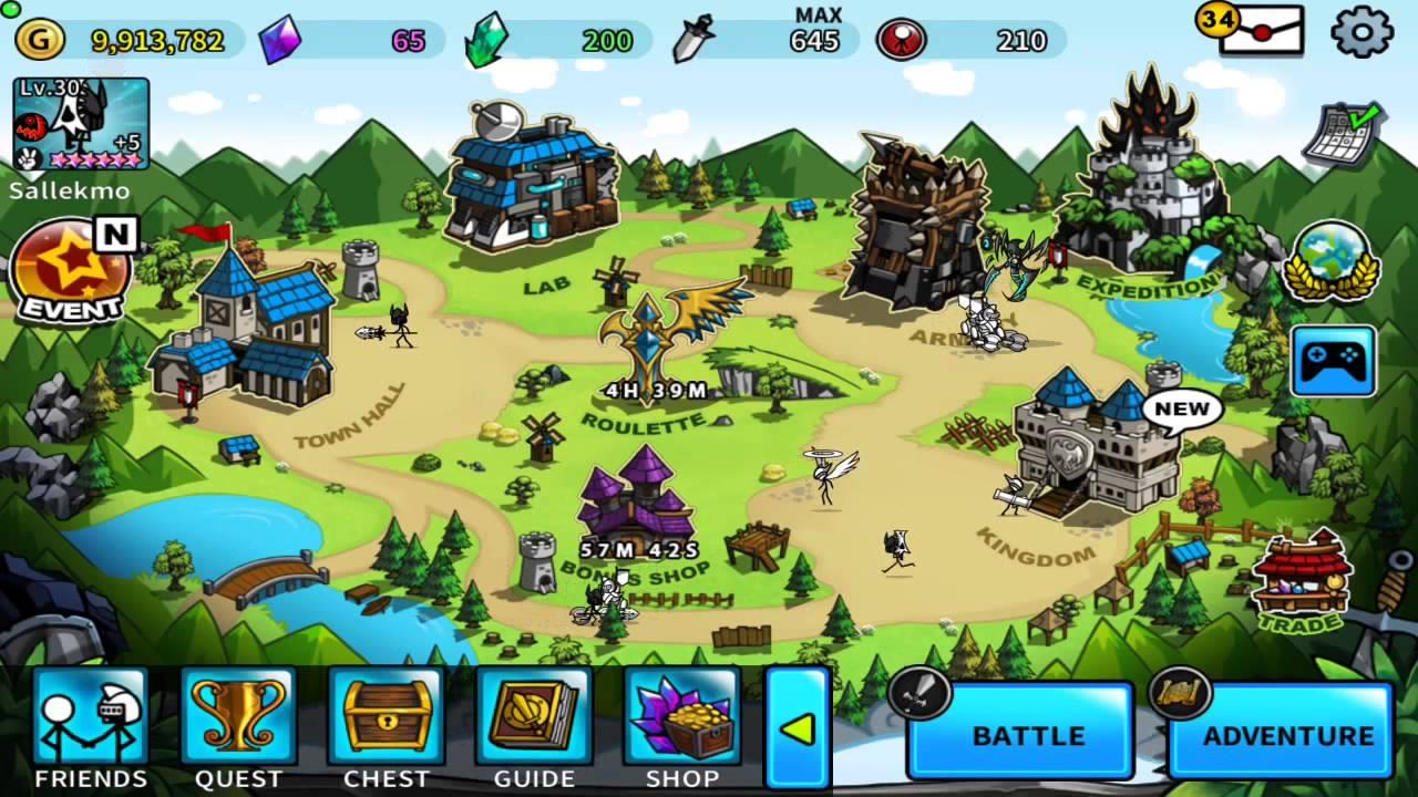 Cartoon Wars 3 Siege Gameplay #32 - YouTube