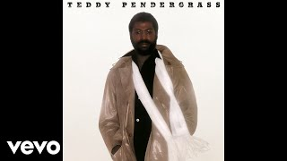 Teddy Pendergrass - The Whole Town's Laughing at Me (Official Audio)