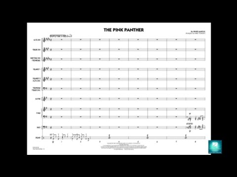 The Pink Panther by Henry Mancini/arranged by Mike Tomaro
