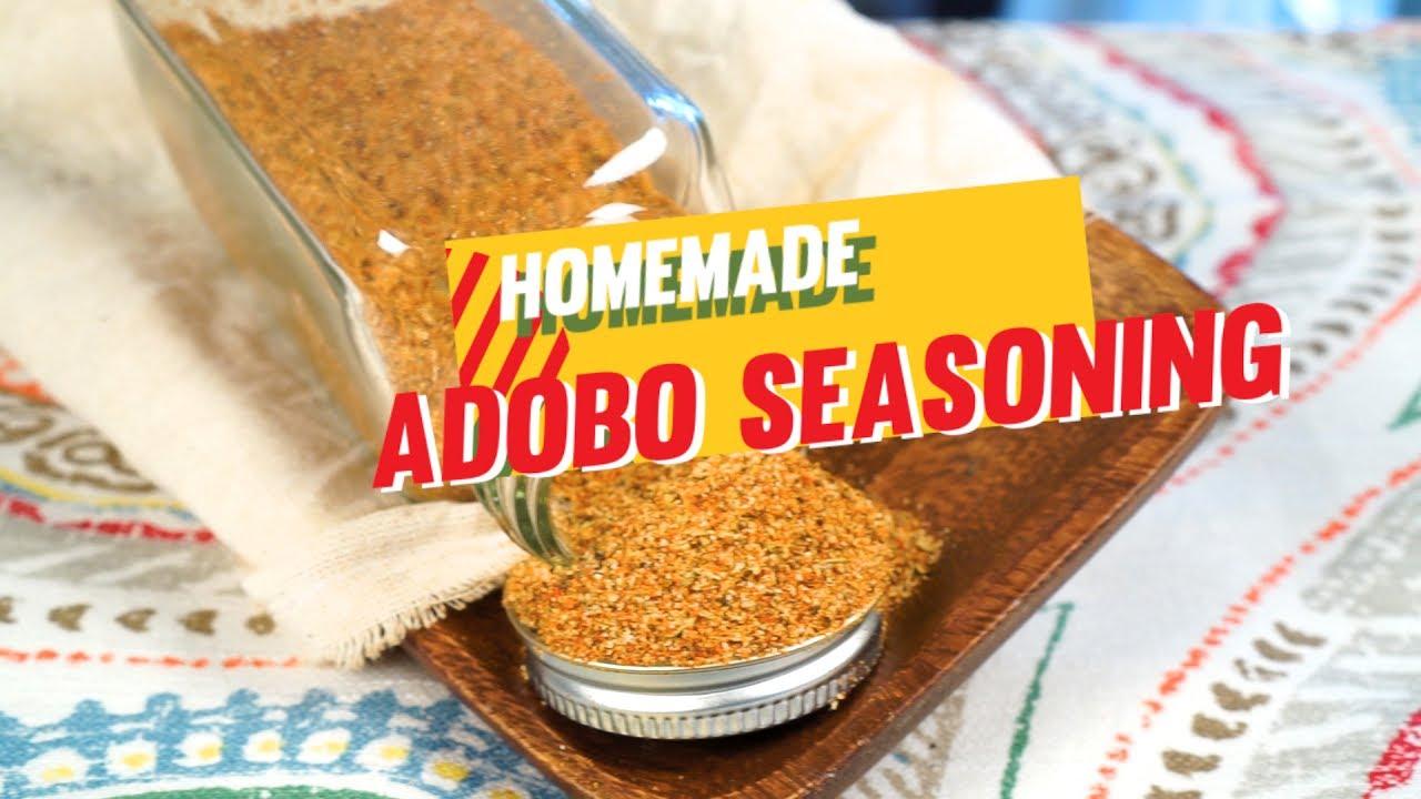 Never Buy Taco Seasoning Again Make Your Own Adobo Seasoning
