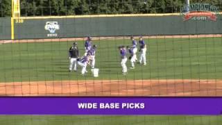 All Access TCU Baseball Practice