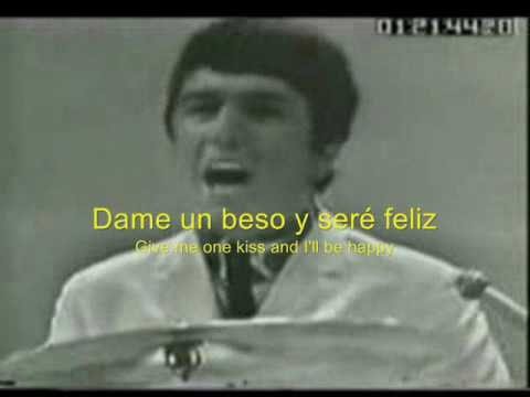 BECAUSE - THE DAVE CLARK FIVE --- SUBTÍTUTOS ESPAÑOL E INGLÉS