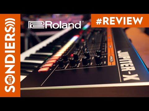 ROLAND JUPITER-X : à regarder avant d'acheter !!