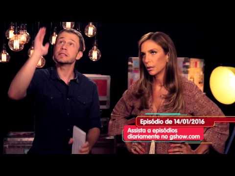 The Voice Kids Web: Titi revela seu lado psicólogo em papo com Veveta