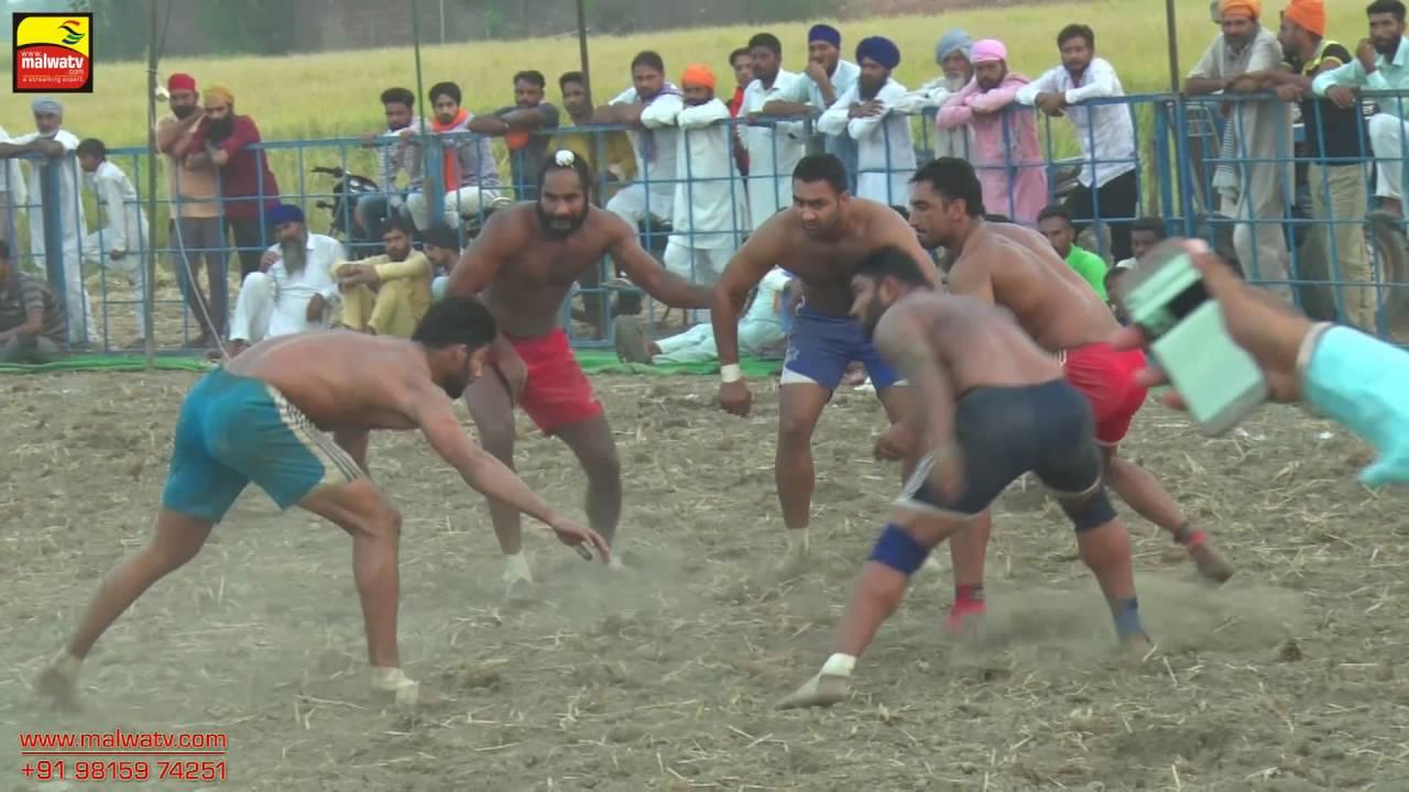 Bhai Ladhu Kabaddi Cup   2016 Part 6th   Final Match