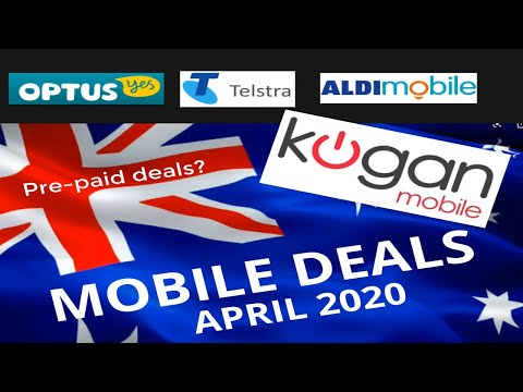 Mobile Phones Australia Plans - BEST PREPAID MOBILE PHONE PLAN in Australia (April 2020)