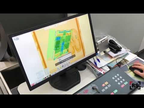 Gilardoni Escáner de Rayos X | RSeguridad