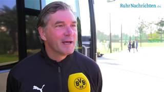 Zorc über Marbella, Reus und die BVB-Rückrunde