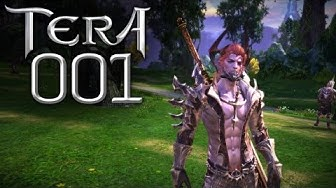 Let's Play TERA #001 - Top-MMORPG wird Free2Play