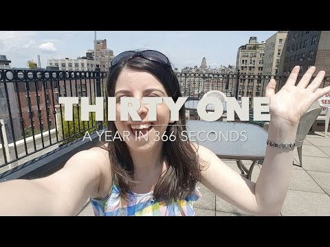 Thirty-One: A Year in 366 Seconds (One Second a Day)
