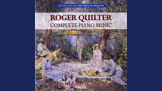 Country Pieces, Op. 27: No. 3, Forest Lullaby