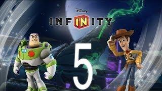 Прохождение Disney Infinity История игрушек Часть 5