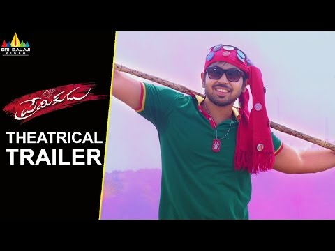 Premikudu Movie Theatrical Trailer | Manas, Sanam Shetty | Sri Balaji Video