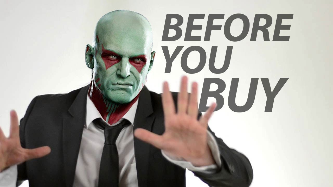 Download Guardians of the Galaxy - Before You Buy