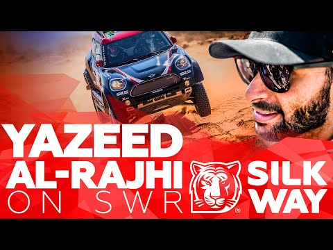 Will Yazeed chase the White Tiger in 2020? Best of Al-Rajhi on SWR | Silk Way Rally 2020🌏