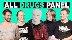 """Nistit on b-luokan kansalaisia."" – KIOSKI ALL DRUGS PANEL"