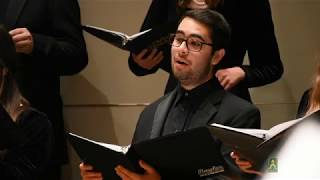 Oculi omnium (Alexander L'Estrange) - Baylor University A Cappella Choir
