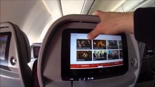 flight ib6251 madrid new york jfk 2015mar25 full flight experience