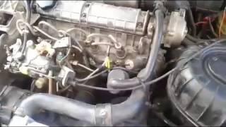 Réparer la fuite d'huile dans le moteur Renault 19 *** اصﻻح تسرب الزيت في محرك رونو 19