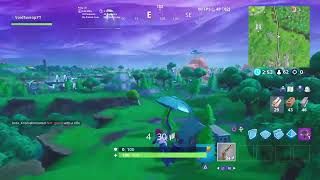 Fortnite 10dollar psn card at 155 subscribers playing with viewers zone wars