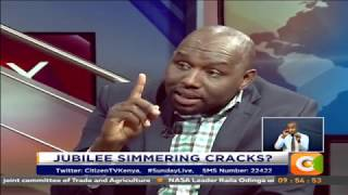 Sunday Live | Murkomen Gets Candid About Cracks in Jubilee #SundayLive