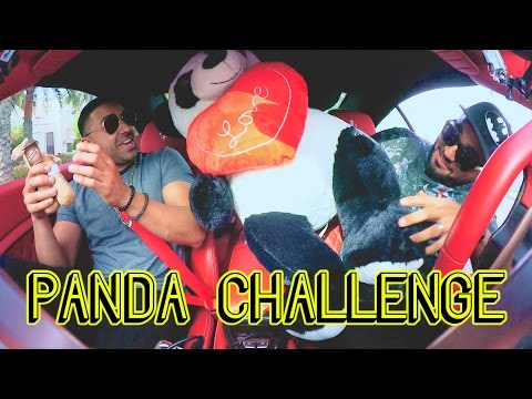 #PANDACHALLENGE with Jay Sean!!