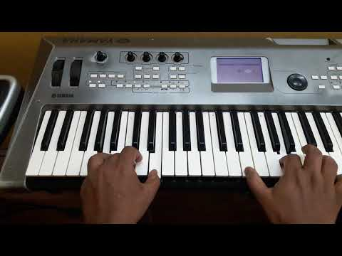 Donu donu intro bgm with chords tutorial