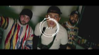 Luciano - Durch die City feat. Azzi Memo & Kalim(8D Audio) + Lyrics