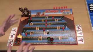 Donkey Kong - The Board Game | Guru Larry & Ashens