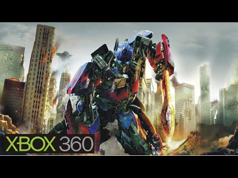 Transformers 3 O Lado Oculto da Lua. Dark of the Moon. XBOX 360
