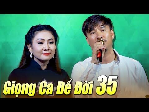 Liveshow Giọng Ca Để Đời 35 - Nhạc Vàng Hải Ngoại Xưa Buồn Tâm Trạng