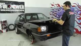 FULLPOWER Projects⎮VW Gol: parte 2