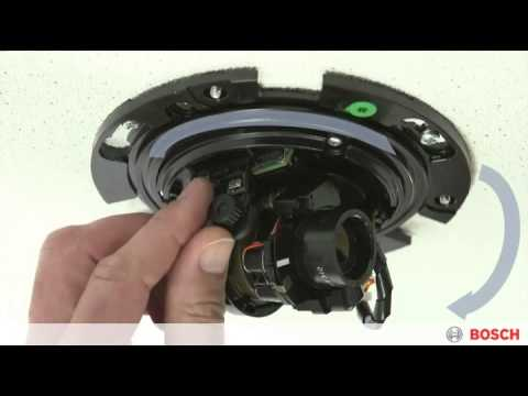 hqdefault how to install a bosch flexidome hd vandal resistant ip camera bosch ptz camera wiring diagram at gsmx.co