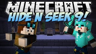 Minecraft | HIDE N SEEK 9! (Best Games EVER?!) | Minigame