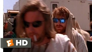 And God Spoke (4/12) Movie CLIP - The 8 Disciples (1993) HD
