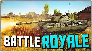 AWESOME GAMEMODE! | Battle Royale (War Thunder Tank Gameplay)