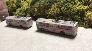 トミーテック 関電トンネル トロリーバス 300型 thumbnail
