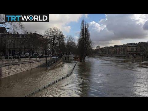 Paris Floods: French capital going through extreme flooding